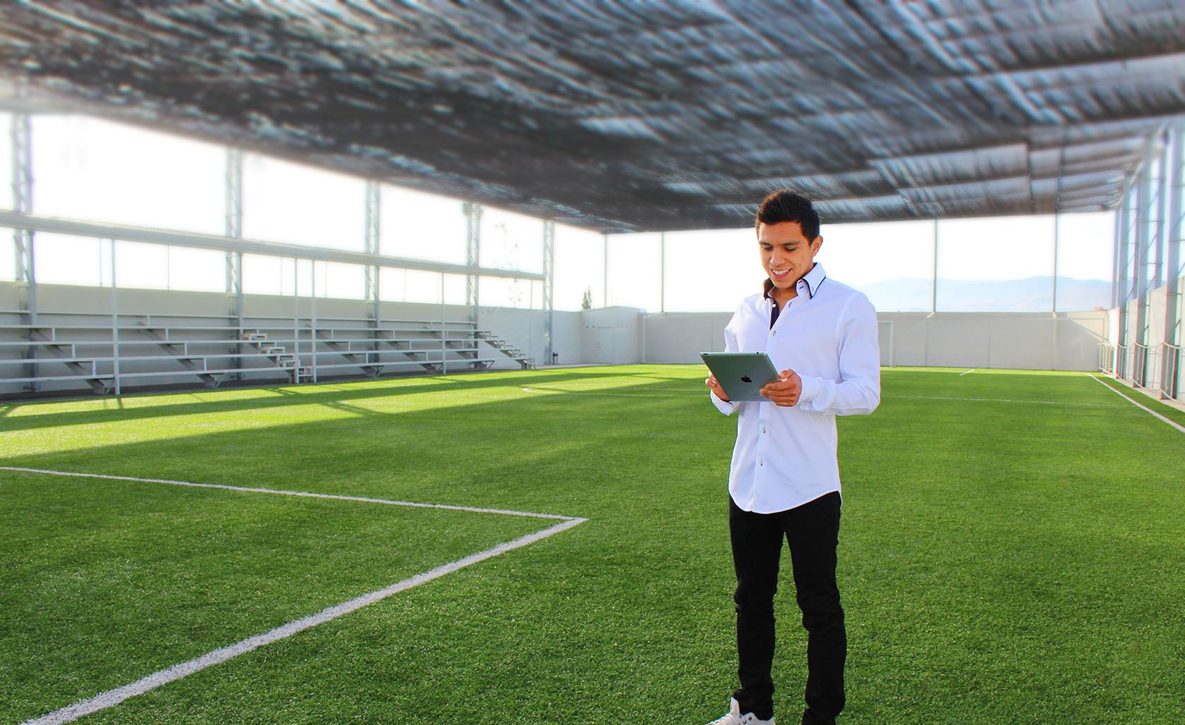 Licenciatura en Administración del Deporte :: Oferta Académica